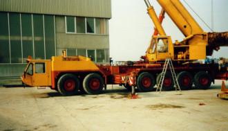 AKV Bochum Liebherr LTM 1800/1500 Gottwald
