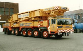 AKV Bochum   Liebherr LTM 1800