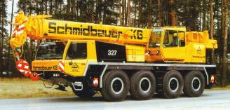 Schmidbauer Tadano-Faun ATF 60-4