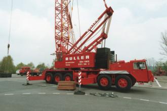Buller Greven  Demag TC 500