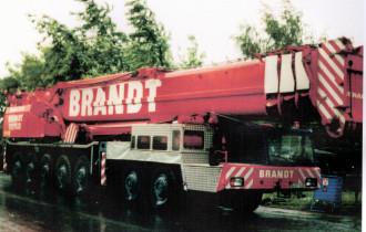 Brandt Berlin Demag HC 810