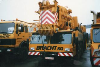 Bracht Duisburg  Krupp KMK 8400