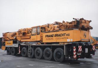Bracht Duisburg  Demag HC 810