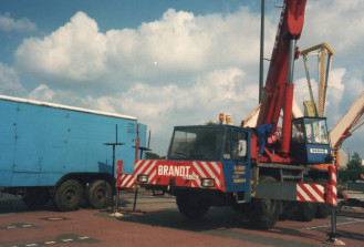Brandt Berlin  Demag AC 125