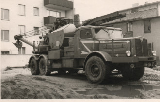 Heydemann Duisburg  Faun L 900/LK 5  Karl Schmidt Nürnberg