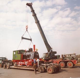 AKD Düsseldorf  Gottwald AMK 75/ Coles L15/Coles R 600