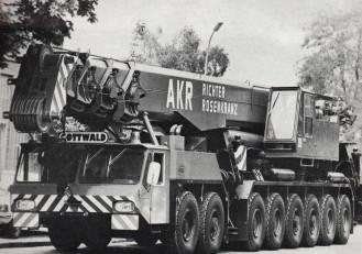 AKR- Richter Recklinghausen  Gottwald AMK -8.3/P&H T750/Krupp 220 GMT
