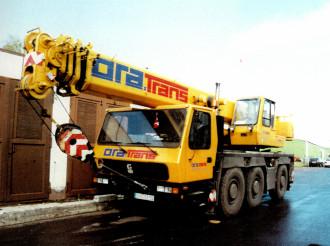 ORA-Trans  Grove GMK 3050